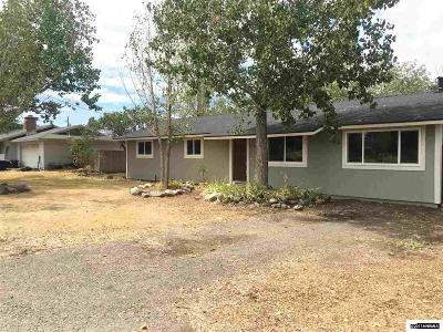 Gardnerville Single Family Home New: 860 Arrowhead Dr