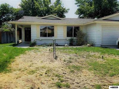 Single Family Home Active/Pending-Loan: 1011 Sage View Drive