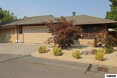 Reno Single Family Home New: 3495 Terrace Knoll Ct.