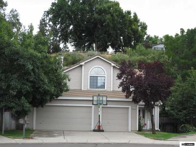 Washoe County Rental For Rent: 1562 Bramble Court