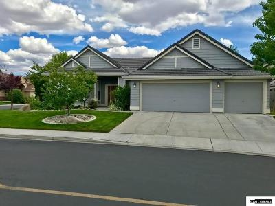 Washoe County Rental For Rent: 1590 Wyatt Ct.