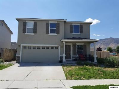 Reno Single Family Home New: 8809 Silverkist Drive