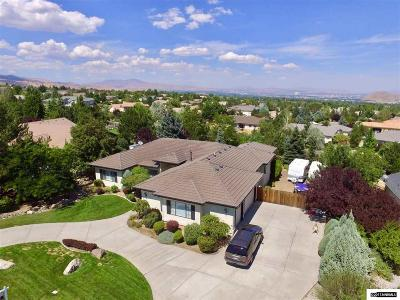 Reno Single Family Home New: 35 Margarita Ct