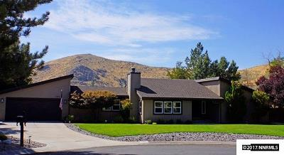 Reno Single Family Home New: 5480 Cypress Point Drive