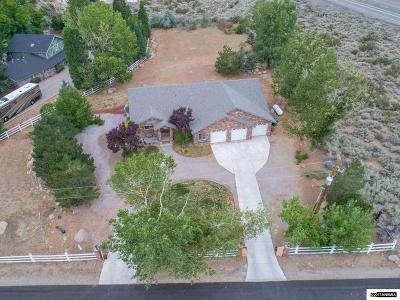 Washoe County Single Family Home For Sale: 15835 Caswell