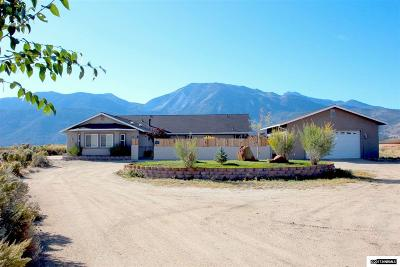 Carson City Single Family Home For Sale: 3405 Lakeshore Dr.