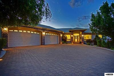 Reno Single Family Home New: 12915 Welcome Way
