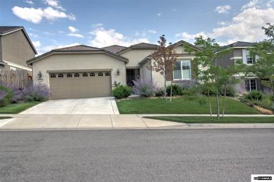 Washoe County Single Family Home For Sale: 7300 Heritage Oaks