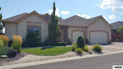 Carson City Single Family Home Active/Pending-Call: 2578 Fern Meadow Circle