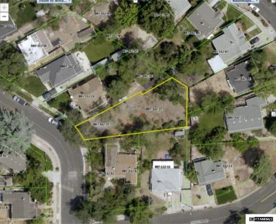 Washoe County Residential Lots & Land For Sale: Codel Way