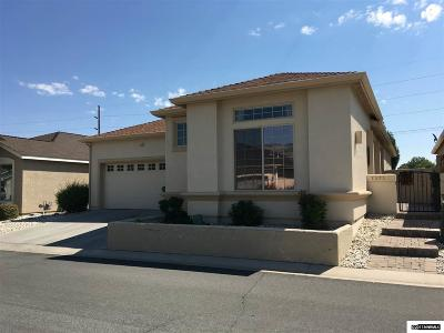 Carson City Single Family Home New: 1431 Teal Drive