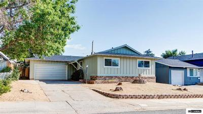 Washoe County Single Family Home For Sale: 3435 Rauscher