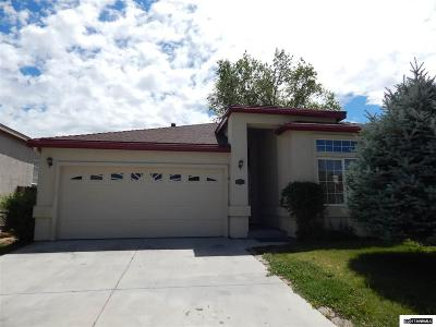 Carson City Single Family Home For Sale: 2689 Carriage Crest