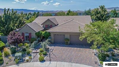 Reno Single Family Home New: 1698 Bridgeview Ct.