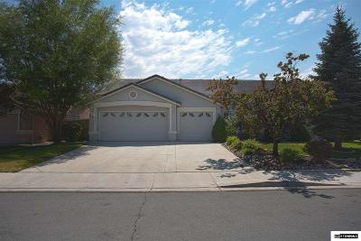 Washoe County Single Family Home For Sale: 10440 Arbor Way