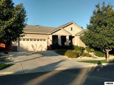 Reno Single Family Home New: 1510 Meridian Ranch Dr