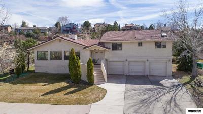 Reno Single Family Home New: 2870 Sagittarius Drive