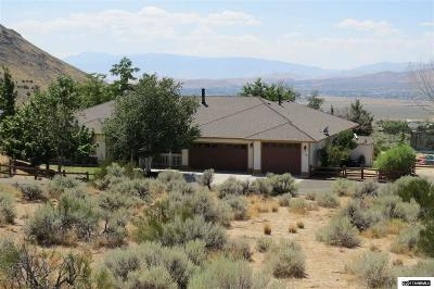 Washoe County Single Family Home Active/Pending-House: 715 Alamosa