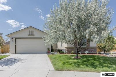 Reno Single Family Home New: 9215 Antonon