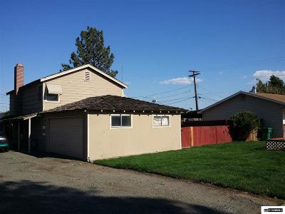 Reno Multi Family Home New: 650 Cordone Ave