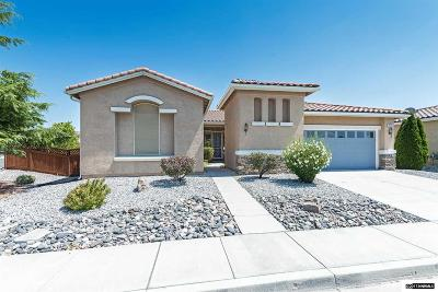 Washoe County Single Family Home For Sale: 2170 Vicenza Drive