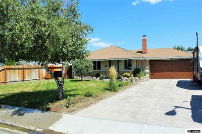 Sparks Single Family Home New: 1302 Probasco Way