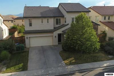 Sparks Single Family Home New: 2465 Hibernica