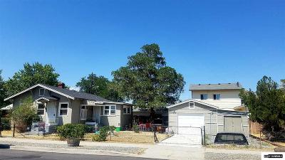 Sparks Single Family Home Active/Pending-Loan: 512 C Street