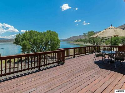 Gardnerville Single Family Home For Sale: 2091 & 2095 Comstock