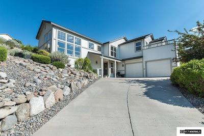 Reno NV Single Family Home New: $522,000