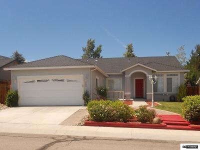 Minden Single Family Home Price Reduced: 900 Vista Park