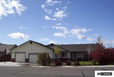 Gardnerville Single Family Home For Sale: 1445 Patricia