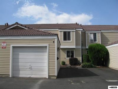 Sparks Condo/Townhouse Active/Pending-Loan: 1026 Bradley Square