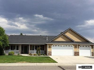 Minden Single Family Home Active/Pending-Loan: 2971 Del Rio