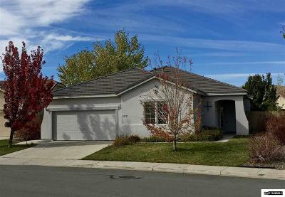 Washoe County Single Family Home New: 10505 Baton Court