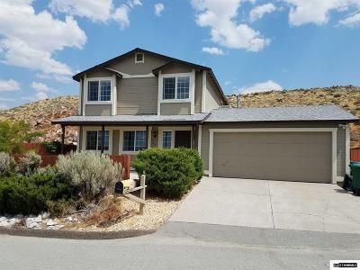 Reno Single Family Home New: 3290 White Lake Pkwy