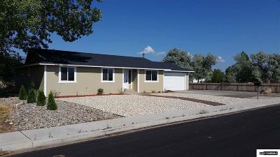 Gardnerville Single Family Home For Sale: 834 Long Valley Road