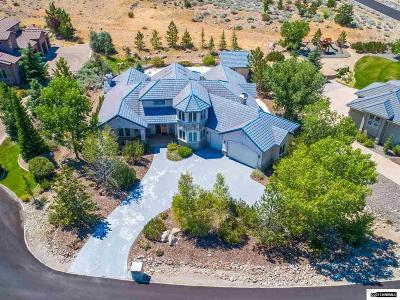 Washoe County Single Family Home New: 1215 Broken Feather Ct
