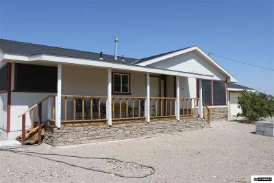 Yerington Single Family Home New: 51 Locust Dr