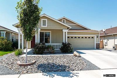 Washoe County Single Family Home New: 10647 Brittany Park Drive