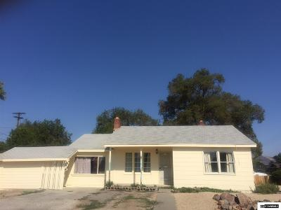 Sparks Single Family Home Active/Pending-Call: 800 1st Street
