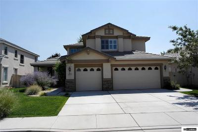 Reno Single Family Home For Sale: 2420 Lincoln Meadows Dr.