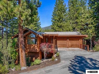 Incline Village Single Family Home Active/Pending-Loan: 635 Lariat Cir