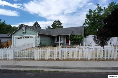 Reno Single Family Home For Sale: 4025 Rio Poco Rd