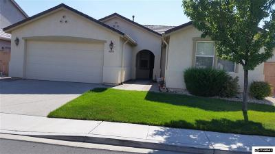 Washoe County Single Family Home New: 10670 Cedar Bend Ct