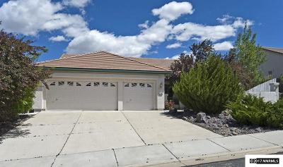 Washoe County Single Family Home New: 7183 Windstar