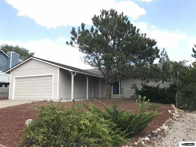 Washoe County Single Family Home New: 3914 Belmore Way