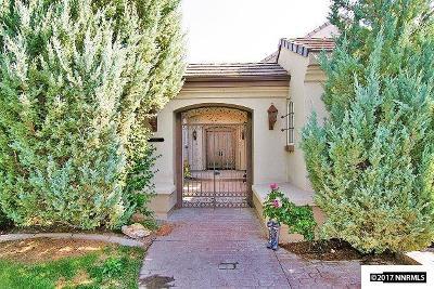 Reno Single Family Home New: 4955 Mountainshyre