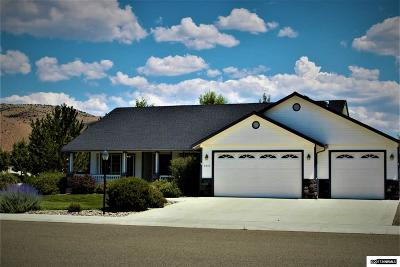 Minden Single Family Home Active/Pending-Loan: 2847 La Cresta Ct