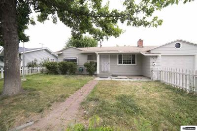 Washoe County Single Family Home Price Reduced: 2415 Trident Way